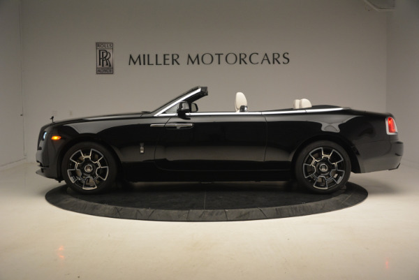Used 2018 Rolls-Royce Dawn Black Badge for sale Call for price at McLaren Greenwich in Greenwich CT 06830 3