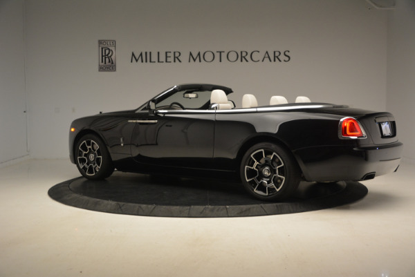 Used 2018 Rolls-Royce Dawn Black Badge for sale Call for price at McLaren Greenwich in Greenwich CT 06830 4