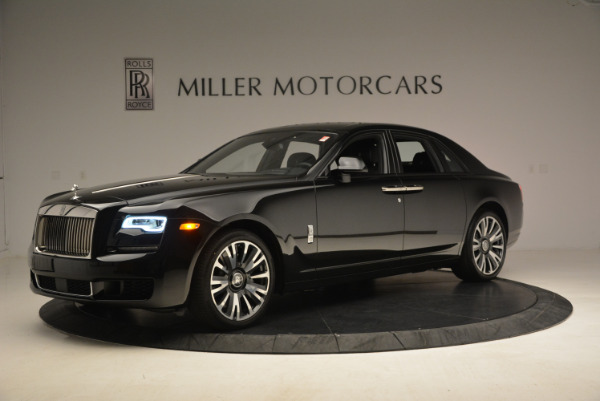 New 2018 Rolls-Royce Ghost for sale Sold at McLaren Greenwich in Greenwich CT 06830 2