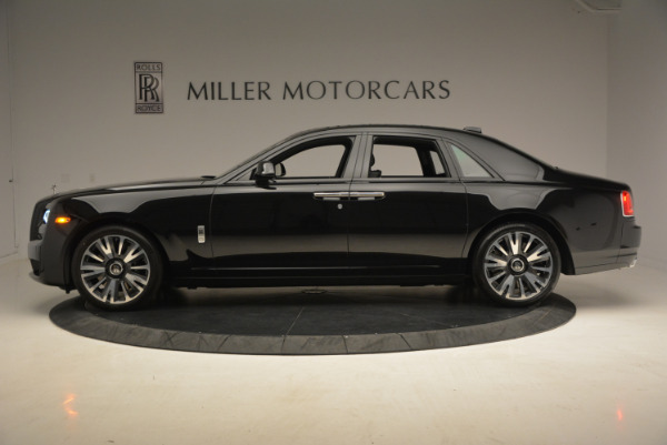 New 2018 Rolls-Royce Ghost for sale Sold at McLaren Greenwich in Greenwich CT 06830 3