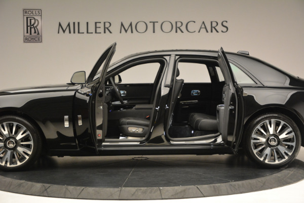 New 2018 Rolls-Royce Ghost for sale Sold at McLaren Greenwich in Greenwich CT 06830 4