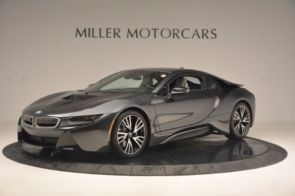 Used 2014 BMW i8 for sale Sold at McLaren Greenwich in Greenwich CT 06830 2