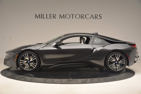 Used 2014 BMW i8 for sale Sold at McLaren Greenwich in Greenwich CT 06830 3