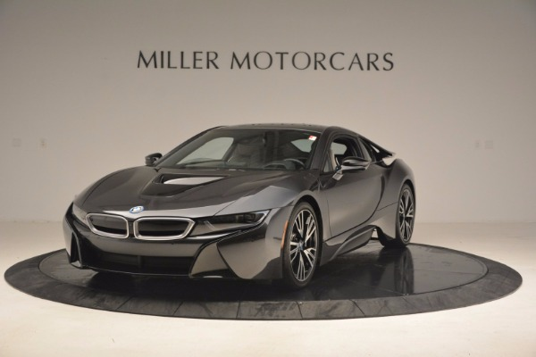 Used 2014 BMW i8 for sale Sold at McLaren Greenwich in Greenwich CT 06830 1
