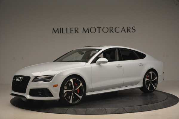 Used 2014 Audi RS 7 4.0T quattro Prestige for sale Sold at McLaren Greenwich in Greenwich CT 06830 2