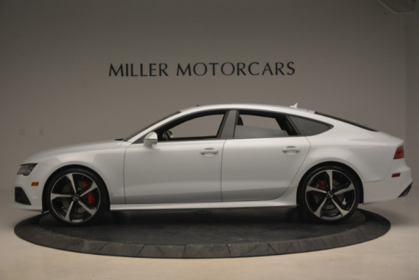 Used 2014 Audi RS 7 4.0T quattro Prestige for sale Sold at McLaren Greenwich in Greenwich CT 06830 3