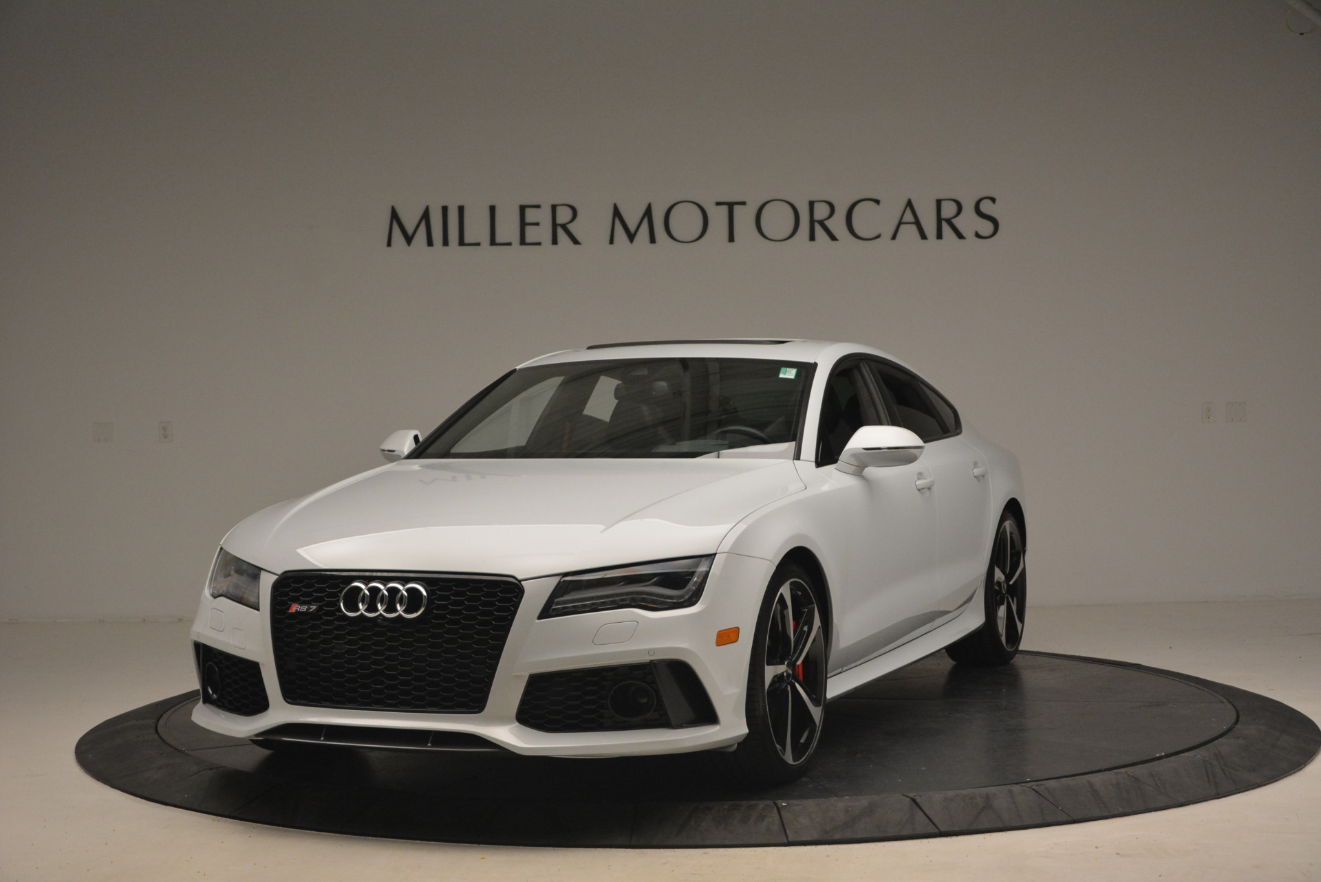 Used 2014 Audi RS 7 4.0T quattro Prestige for sale Sold at McLaren Greenwich in Greenwich CT 06830 1
