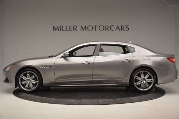 New 2017 Maserati Quattroporte S Q4 GranLusso for sale Sold at McLaren Greenwich in Greenwich CT 06830 3