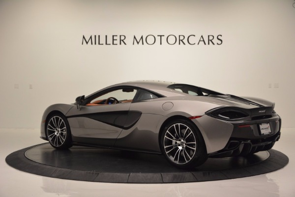 Used 2016 McLaren 570S for sale Sold at McLaren Greenwich in Greenwich CT 06830 4