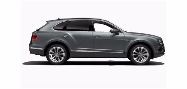 Used 2017 Bentley Bentayga for sale Sold at McLaren Greenwich in Greenwich CT 06830 3