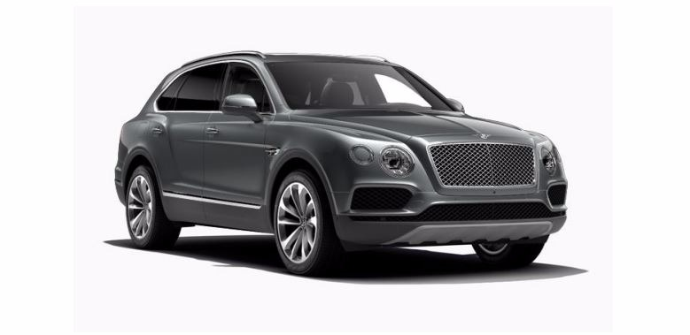 Used 2017 Bentley Bentayga for sale Sold at McLaren Greenwich in Greenwich CT 06830 1