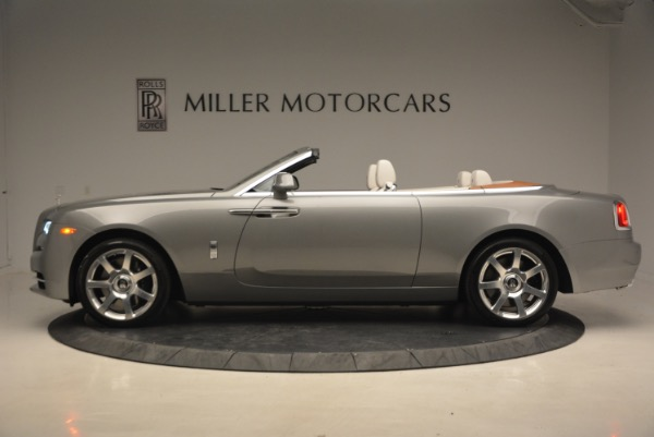 Used 2016 Rolls-Royce Dawn for sale Sold at McLaren Greenwich in Greenwich CT 06830 3