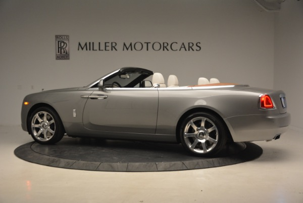 Used 2016 Rolls-Royce Dawn for sale Sold at McLaren Greenwich in Greenwich CT 06830 4