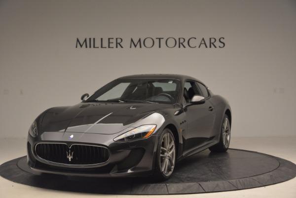 Used 2012 Maserati GranTurismo MC for sale Sold at McLaren Greenwich in Greenwich CT 06830 1