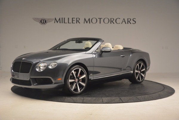 Used 2013 Bentley Continental GT V8 Le Mans Edition, 1 of 48 for sale Sold at McLaren Greenwich in Greenwich CT 06830 2