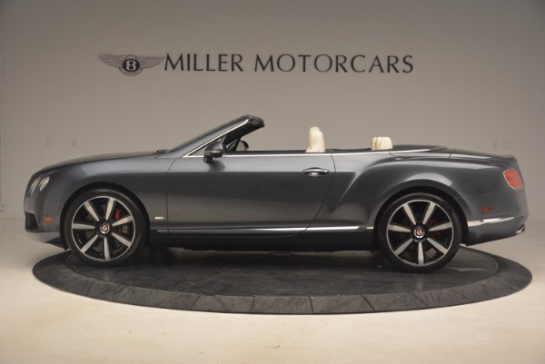 Used 2013 Bentley Continental GT V8 Le Mans Edition, 1 of 48 for sale Sold at McLaren Greenwich in Greenwich CT 06830 3