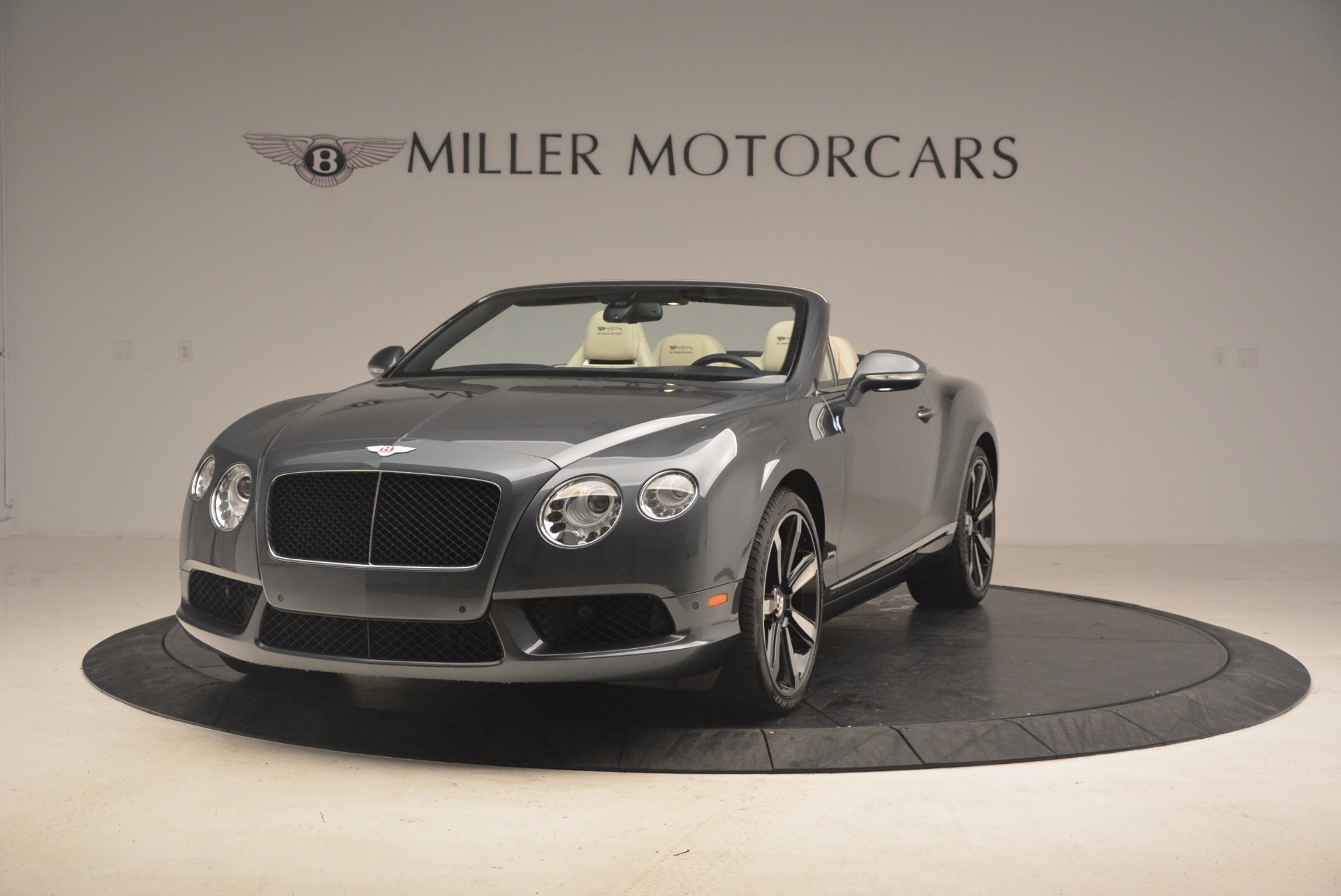 Used 2013 Bentley Continental GT V8 Le Mans Edition, 1 of 48 for sale Sold at McLaren Greenwich in Greenwich CT 06830 1