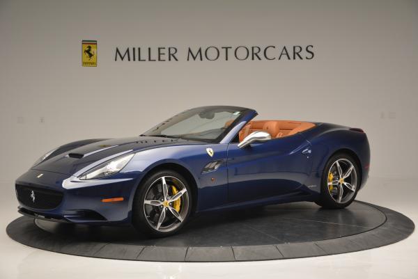 Used 2013 Ferrari California 30 for sale Sold at McLaren Greenwich in Greenwich CT 06830 2