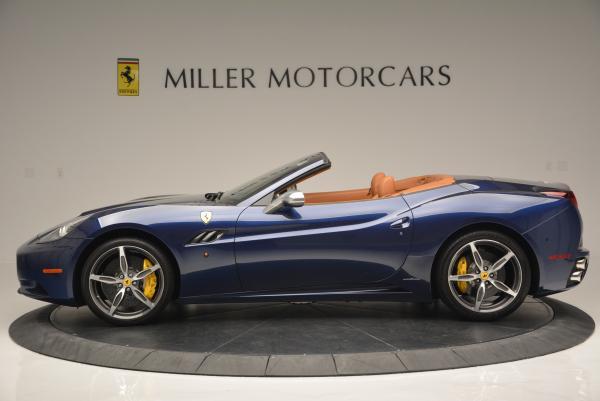 Used 2013 Ferrari California 30 for sale Sold at McLaren Greenwich in Greenwich CT 06830 3