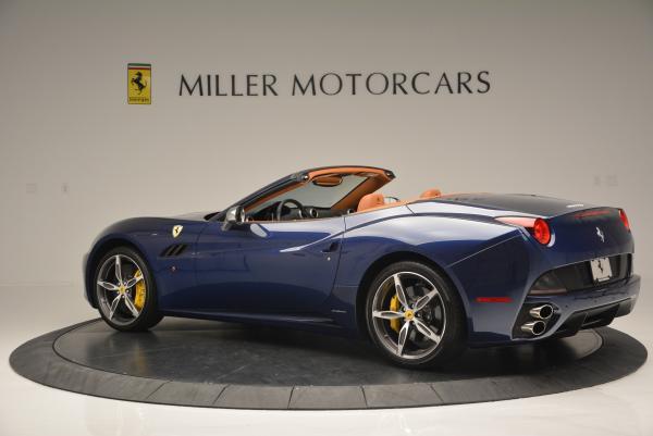 Used 2013 Ferrari California 30 for sale Sold at McLaren Greenwich in Greenwich CT 06830 4