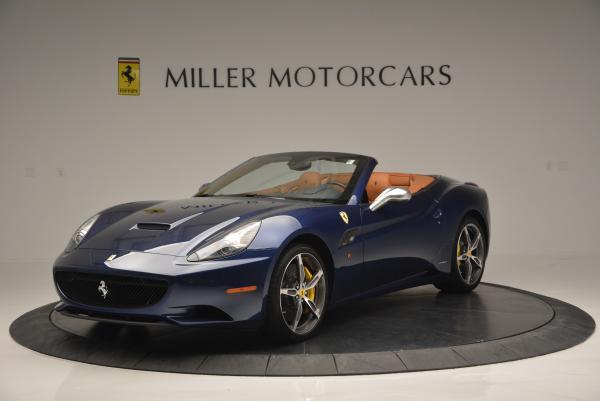 Used 2013 Ferrari California 30 for sale Sold at McLaren Greenwich in Greenwich CT 06830 1