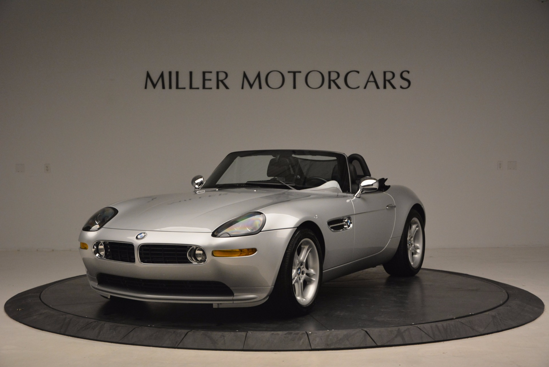 Used 2001 BMW Z8 for sale Sold at McLaren Greenwich in Greenwich CT 06830 1
