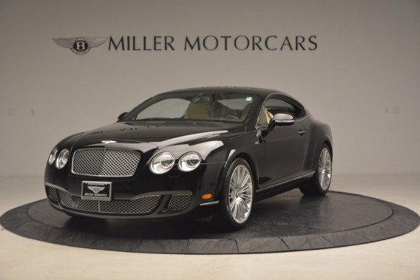 Used 2010 Bentley Continental GT Speed for sale Sold at McLaren Greenwich in Greenwich CT 06830 1