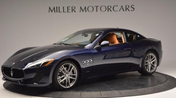 New 2017 Maserati GranTurismo Coupe Sport for sale Sold at McLaren Greenwich in Greenwich CT 06830 2