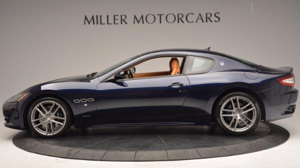 New 2017 Maserati GranTurismo Coupe Sport for sale Sold at McLaren Greenwich in Greenwich CT 06830 3