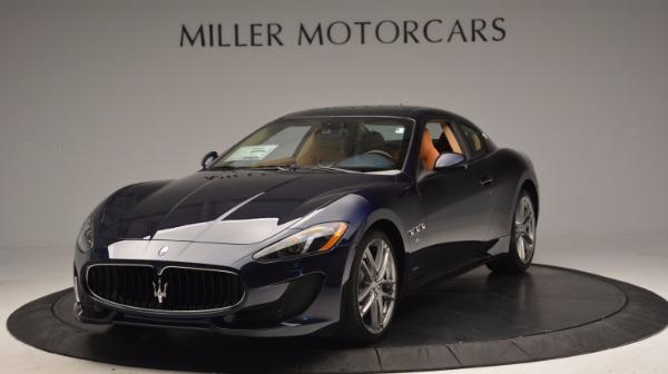 New 2017 Maserati GranTurismo Coupe Sport for sale Sold at McLaren Greenwich in Greenwich CT 06830 1