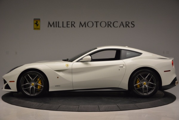 Used 2017 Ferrari F12 Berlinetta for sale Sold at McLaren Greenwich in Greenwich CT 06830 3