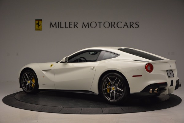 Used 2017 Ferrari F12 Berlinetta for sale Sold at McLaren Greenwich in Greenwich CT 06830 4