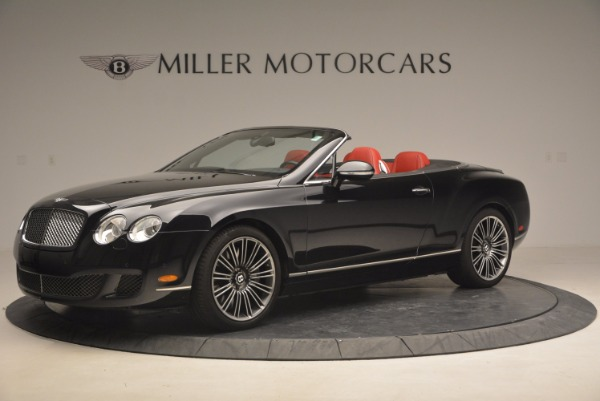 Used 2010 Bentley Continental GT Speed for sale Sold at McLaren Greenwich in Greenwich CT 06830 2