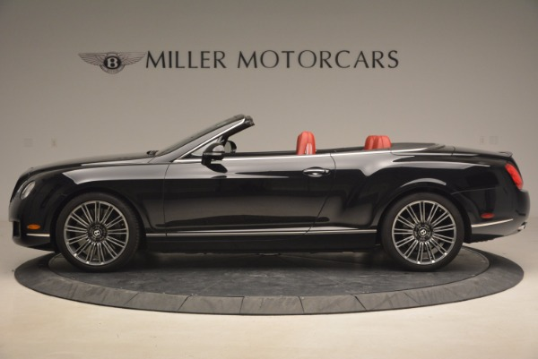 Used 2010 Bentley Continental GT Speed for sale Sold at McLaren Greenwich in Greenwich CT 06830 3