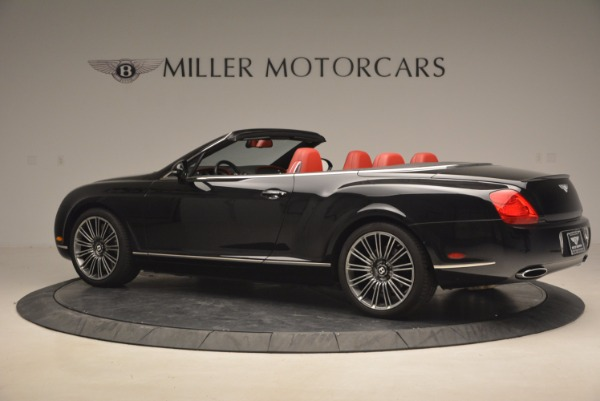 Used 2010 Bentley Continental GT Speed for sale Sold at McLaren Greenwich in Greenwich CT 06830 4
