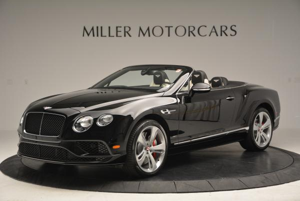 New 2016 Bentley Continental GT V8 S Convertible for sale Sold at McLaren Greenwich in Greenwich CT 06830 2