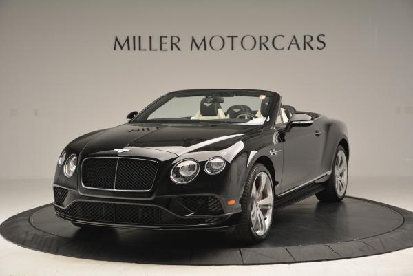 New 2016 Bentley Continental GT V8 S Convertible for sale Sold at McLaren Greenwich in Greenwich CT 06830 1