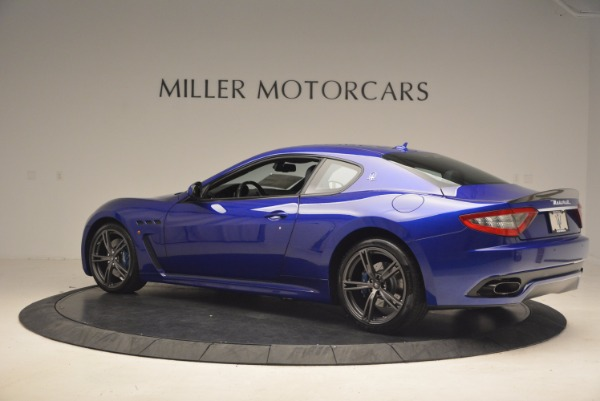 New 2017 Maserati GranTurismo Sport Coupe Special Edition for sale Sold at McLaren Greenwich in Greenwich CT 06830 4