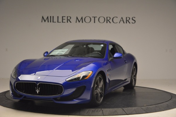 New 2017 Maserati GranTurismo Sport Coupe Special Edition for sale Sold at McLaren Greenwich in Greenwich CT 06830 1