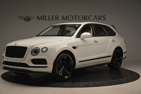 Used 2018 Bentley Bentayga Black Edition for sale Sold at McLaren Greenwich in Greenwich CT 06830 2