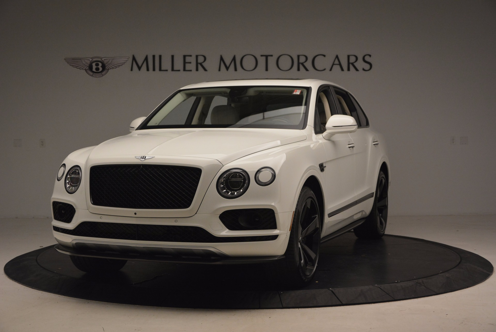 Used 2018 Bentley Bentayga Black Edition for sale Sold at McLaren Greenwich in Greenwich CT 06830 1