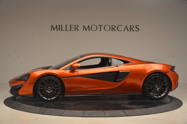 Used 2017 McLaren 570S for sale Sold at McLaren Greenwich in Greenwich CT 06830 3