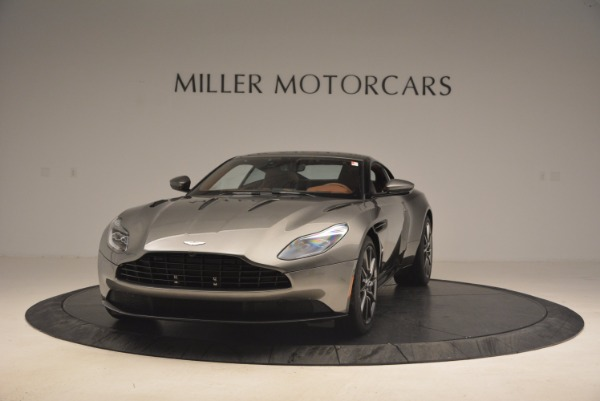 Used 2017 Aston Martin DB11 for sale Sold at McLaren Greenwich in Greenwich CT 06830 1