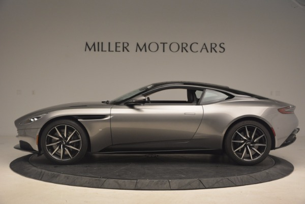 New 2017 Aston Martin DB11 for sale Sold at McLaren Greenwich in Greenwich CT 06830 3