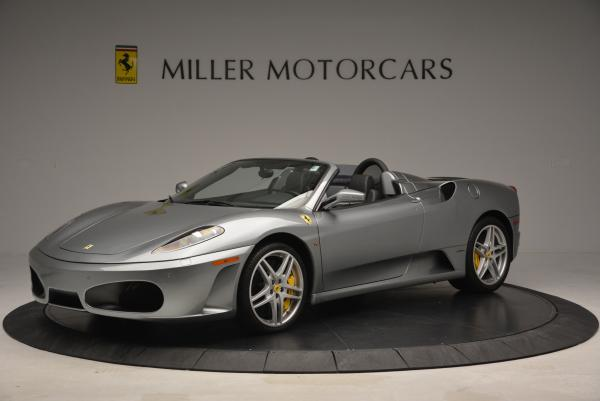 Used 2009 Ferrari F430 Spider F1 for sale Sold at McLaren Greenwich in Greenwich CT 06830 2