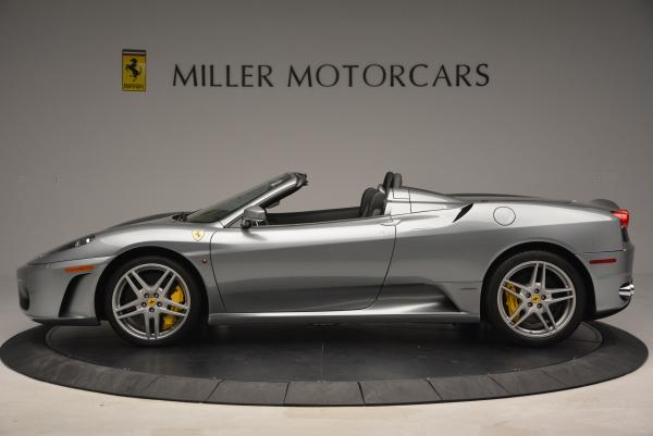 Used 2009 Ferrari F430 Spider F1 for sale Sold at McLaren Greenwich in Greenwich CT 06830 3