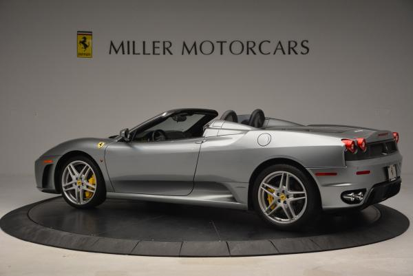Used 2009 Ferrari F430 Spider F1 for sale Sold at McLaren Greenwich in Greenwich CT 06830 4