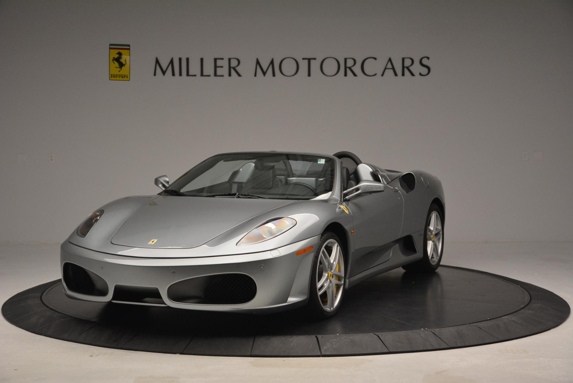 Used 2009 Ferrari F430 Spider F1 for sale Sold at McLaren Greenwich in Greenwich CT 06830 1