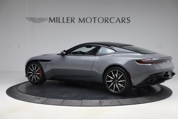 Used 2017 Aston Martin DB11 V12 for sale $149,900 at McLaren Greenwich in Greenwich CT 06830 3