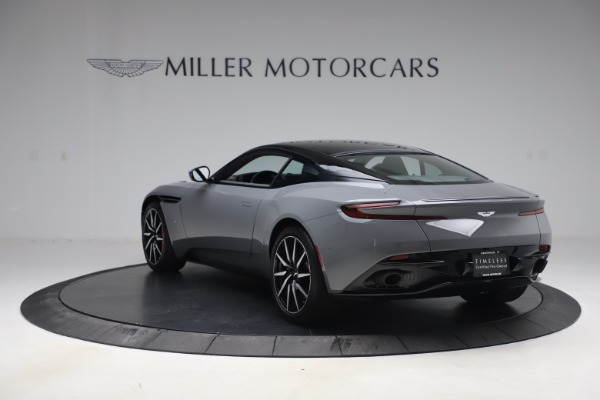 Used 2017 Aston Martin DB11 for sale $149,900 at McLaren Greenwich in Greenwich CT 06830 4